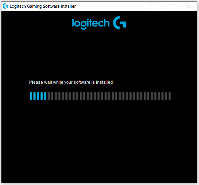 logitech gaming software 3